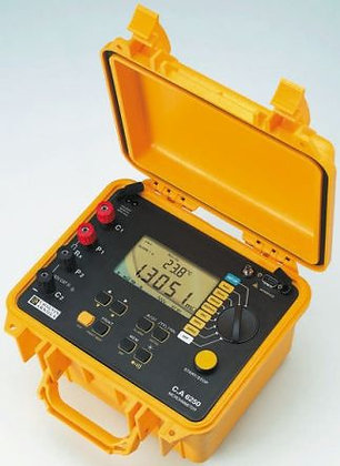 Chauvin Arnoux CA6250 - 10A Low Resistance Micro-ohmmeter