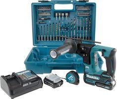 Bosch HR166DSAE1 - 10.8V/12V CXT Brushless Rotary Hammer Drill and Accessory Set