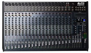 ALTO LIVE2404 - 24 Channel USB Mixer with Effects