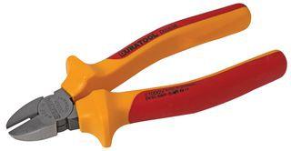 DURATOOL D00636 VDE Diagonal Side Cutters