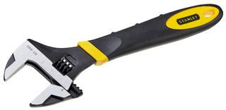 """STANLEY 10"""" (250mm) Narrow Head Adjustable Wrench -  0-90-949"""