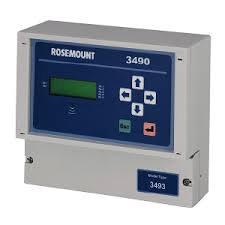 Rosemount 3491L1P6I1 - 3490 Series Level Controller