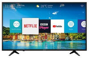 "55"" 4K HDR Ultra HD Smart DLED TV Freeview HD -  H55A6200UK - HISENSE"
