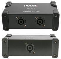 PULSE NL4-SPLIT - Speakon Splitter Box - NL4 1 in 2 out