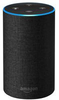 Echo Smart Speaker (2nd Gen), Charcoal -  B06Y5ZW72J