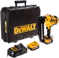 DEWALT DCN660P2-GB 18V 2x 5Ah XR Cordless Li-ion Brushless 2nd Fix Nailer