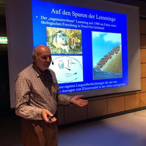 Konferenz : Lemminge, Schneeeulen und Eisbären - Vom Leben in der Arktis im Griff des Klimawandels