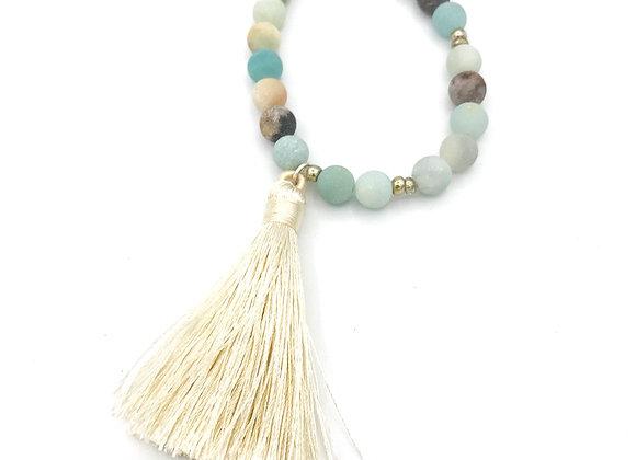 Amazonite Stretch Bracelet