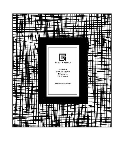 Linen_Picture Frame  300 X 240 X 12mm