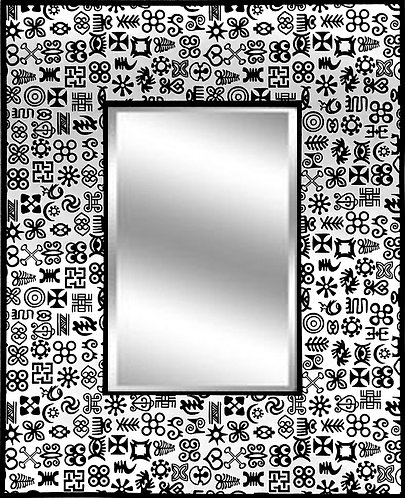 Geometric Adinkra_Mirror