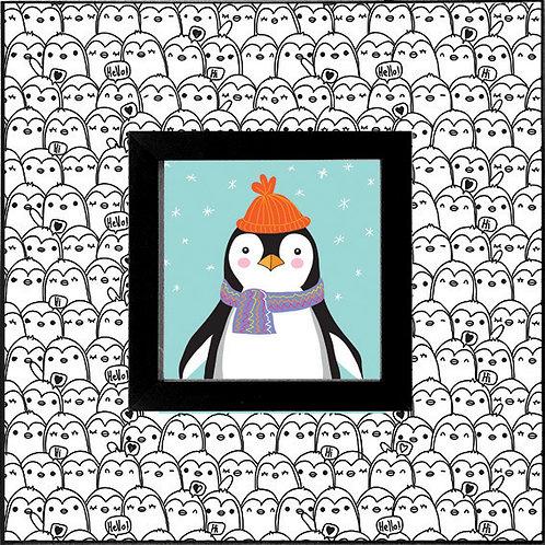 Penguin_Colour                400 X 400 X 12mm