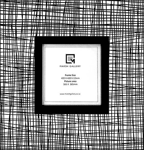 Linen_Picture Frame   400 X 400 X 12mm