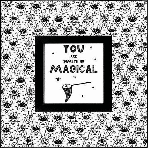 Llama_Magical                    400 X 400 X 12mm