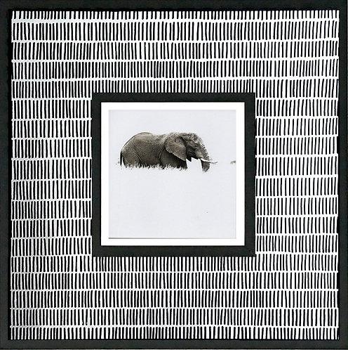 Linear Grass_Elephant