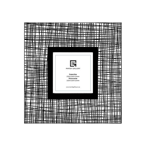 Linen_Picture Frame  240 X 240 X 12mm