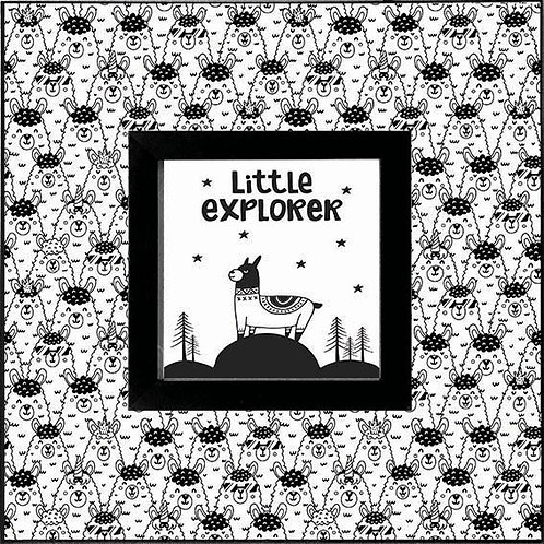 Llama_Little Explorer                    400 X 400 X 12mm