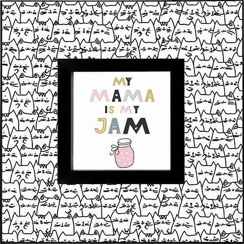 Cat_My Mama    400 X 400 X 12mm