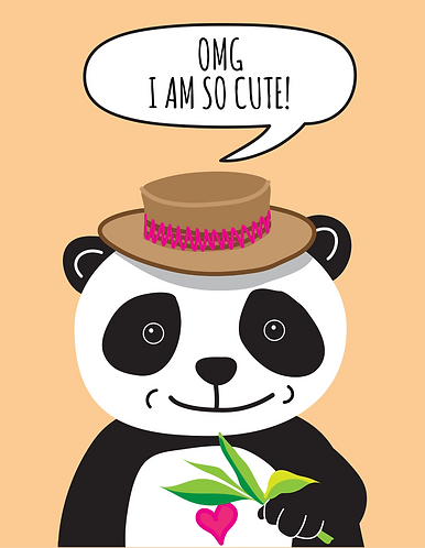 Panda BearPoster