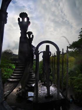 Castillo Surrealista de Edward James