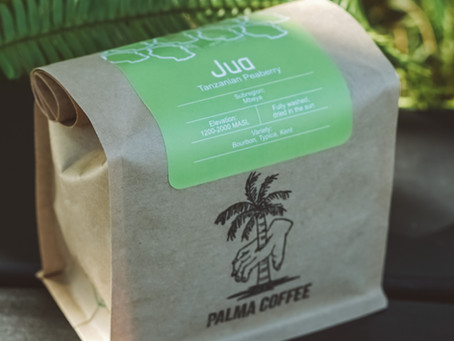 Previous Coffee Release: Jua Tanzanian Peaberry