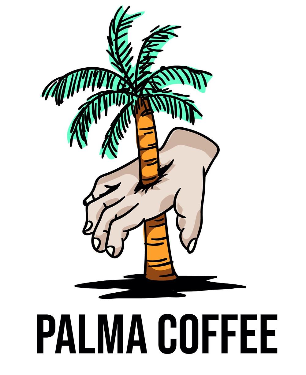 Palma coffee logo