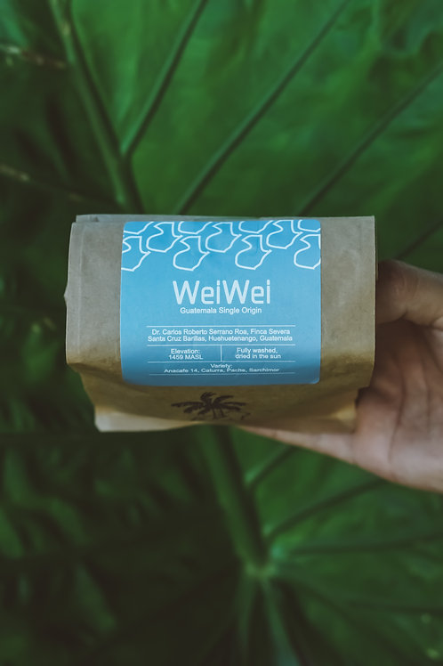 WeiWei -  Guatemala Single Origin