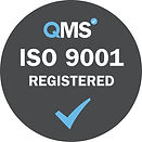 ISO 9001 Registered - Grey.jpg