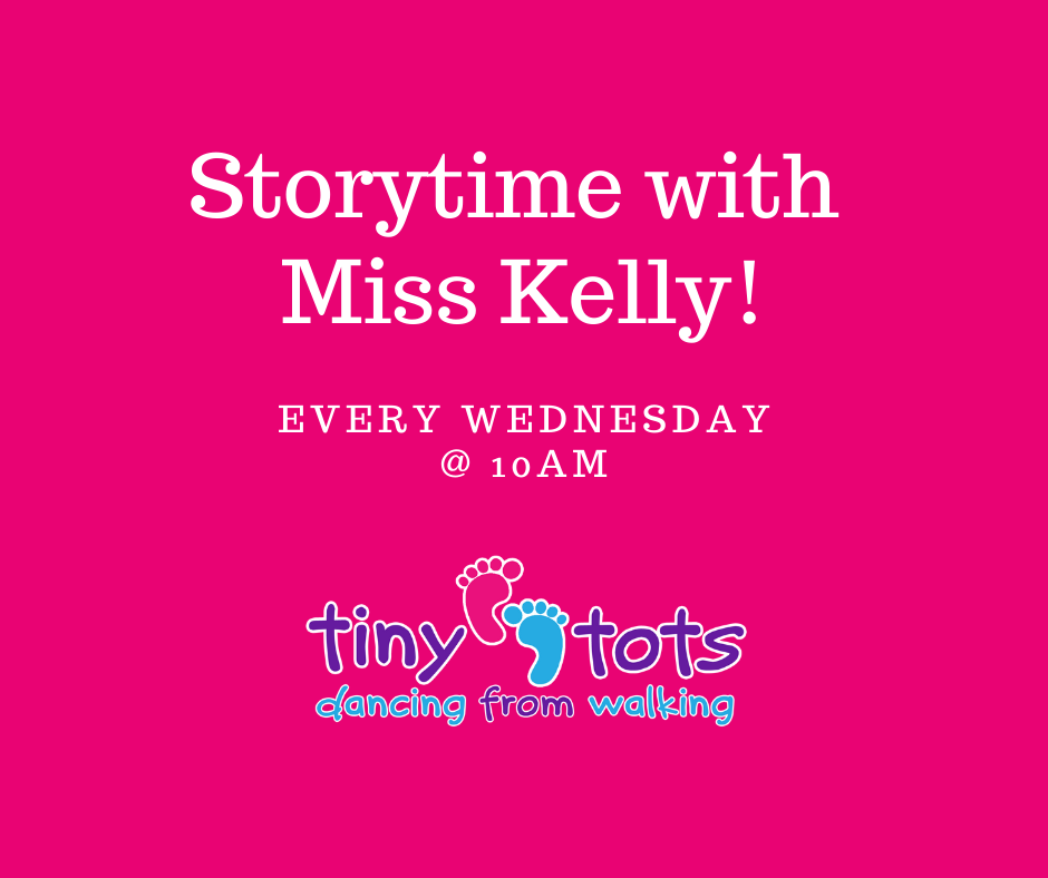 Story time Session with Miss Kelly