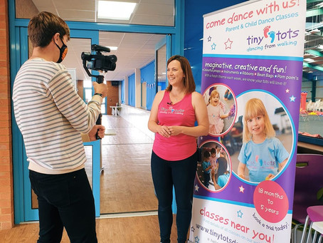 'Walk through' video for our class return in Wyton!