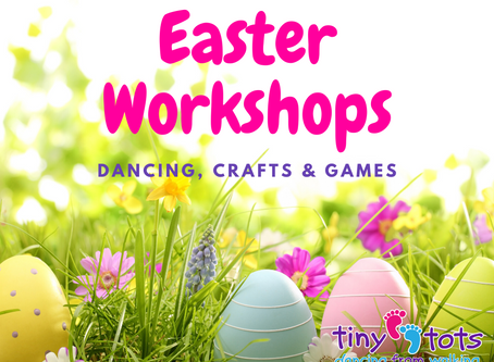Easter Workshop Dates Announced!