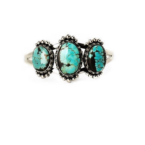 Turquoise Sterling Silver braclet