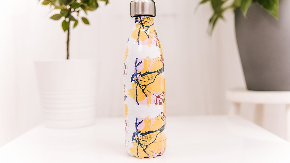 Stainless Steel Chilli Bottle