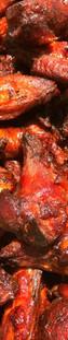 Cherry Smoked Chicken Wings
