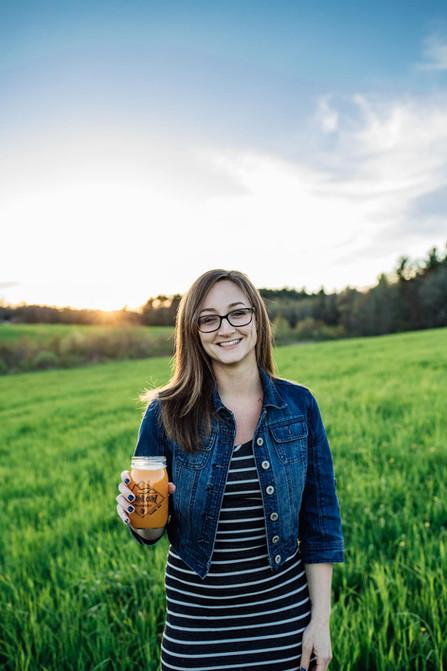 Farm Brewed Beer