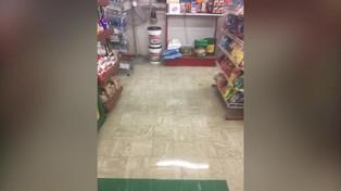 Floor Stripping & Waxing