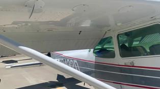 Airplane Detailing & Clean