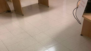 Floor Cleaning - Earth Resources