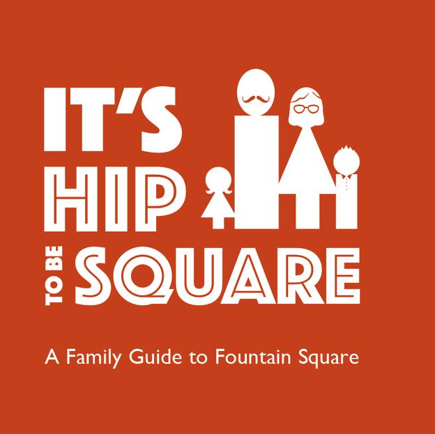 Fountain Square Walking Map