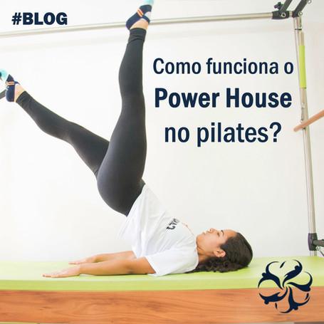 Como funciona o Power House no Pilates?