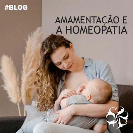 A amamentação e a homeopatia