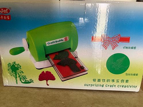 Maquina criativa para  cortar papel