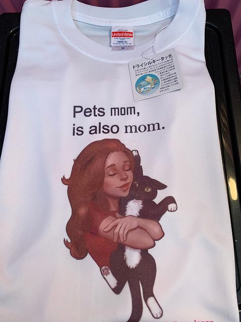 Camiseta Mãe de pet