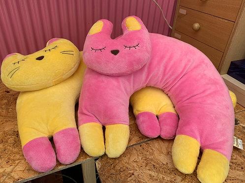 Almofada de gatinhos