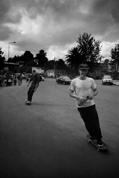 Jean-marc & Steve - Addis Ababa