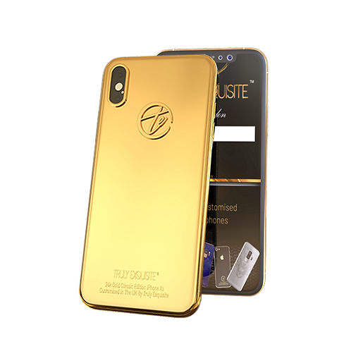 Luxury Plated Classic Edition iPhone XS & XS Max