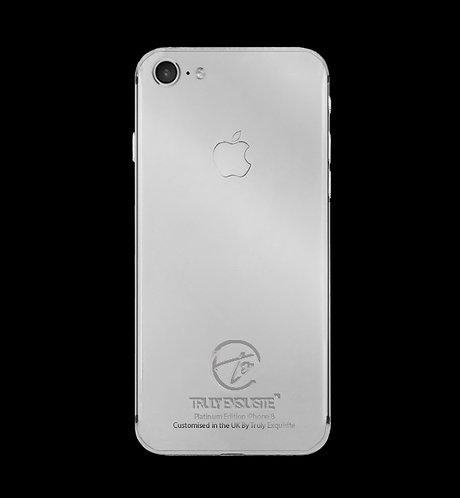 Platinum Plated iPhone 8