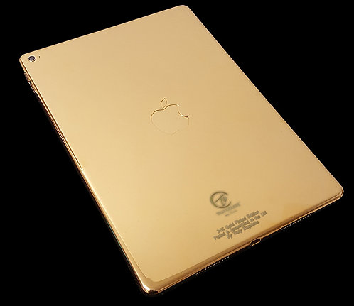24K Gold Plated iPad Pro 12.9 inch