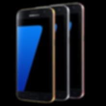 Plated Samsung Galaxy S7