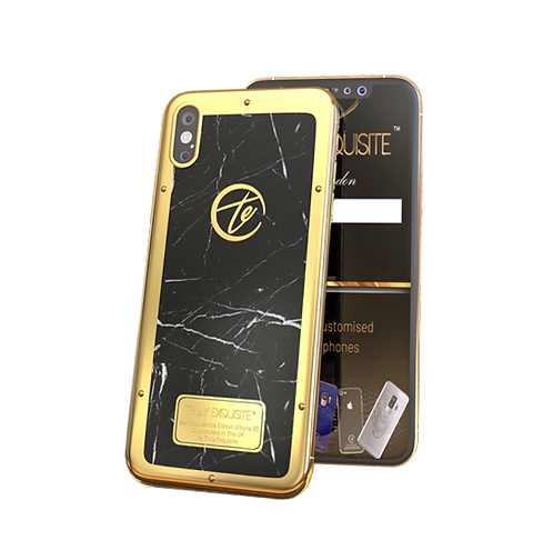 Luxury Plated Marble Edition iPhone XS & XS Max