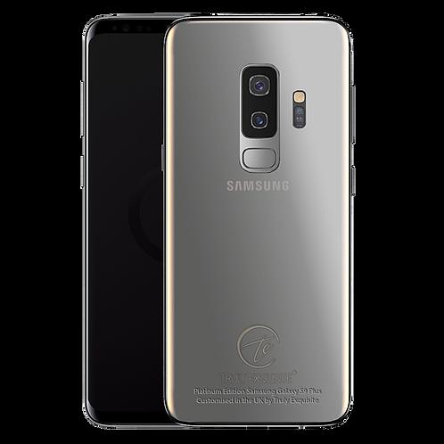 Luxury Platinum Plated Samsung S9